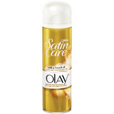 Satin Care® with a Touch of Olay™