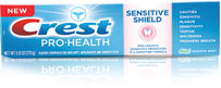 Crest® Pro-Health® Sensitive Shield Toothpaste