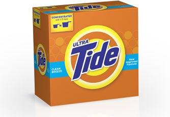 Ultra Tide Powder Laundry Detergent