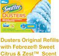 Dusters Original Refills with Febreze® Sweet Citrus & Zest™  Scent