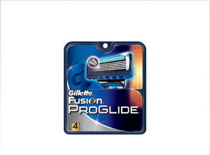 Gillette Fusion ProGlide Manual Cartridges