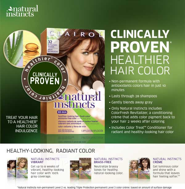 Essence Natural Hair Hair Color With Natural