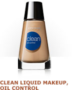 Clean Liquid Makeup, Oil Control
