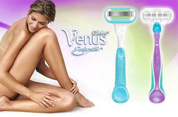 Amazon Com Gillette Venus Embrace Razor 1 Count Package