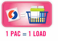 1 PAC = 1 LOAD