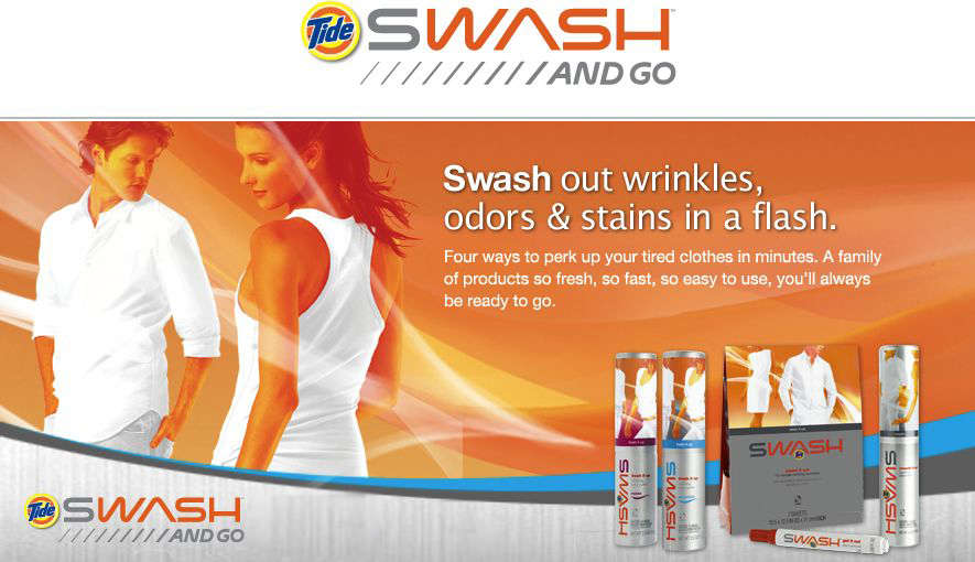 Swash and Go