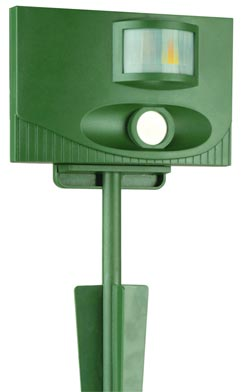 CatStop automatic outdoor cat deterrent