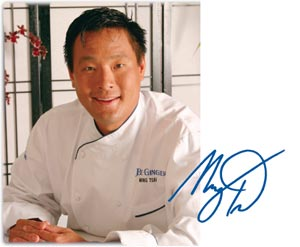 Ming Tsai for Kyocera