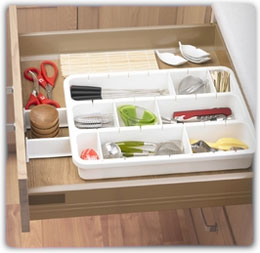 Customizable organizer