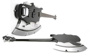 Cort Gene Simmons Axe Bass