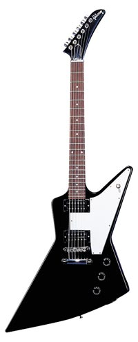 Gibson Explorer in white
