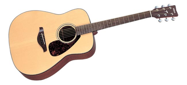 Yamaha Fg S Acoustic Guitar Price
