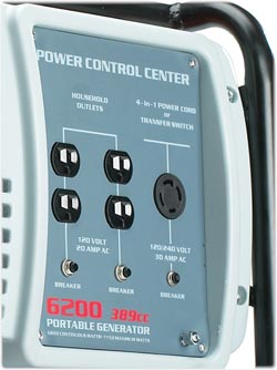 Power center