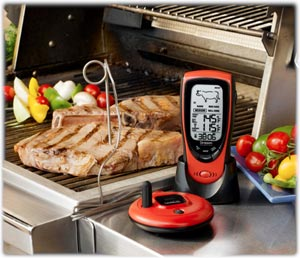 Grill Right Wireless Talking Thermometer