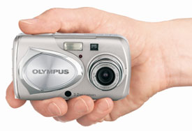 The Olympus Stylus 300