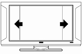 Hitachi DZ-MV730 Wide-Screen Diagram
