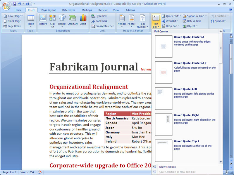 telecharger microsoft office word 2007 gratuit en francais