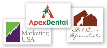 Quickly create a memorable logo for your business.