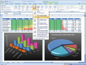 Learn how to create spreadsheets, charts, and reports for your business!
