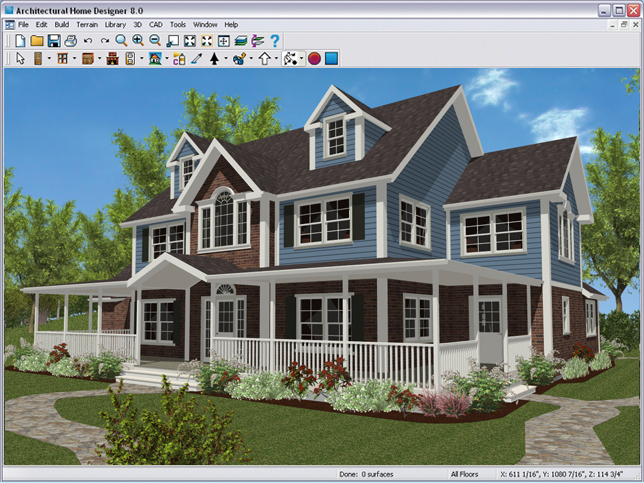 House plans and design architectural home designer better Better homes and gardens design