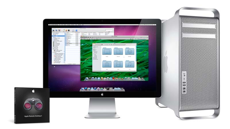 Apple Remote Desktop 3