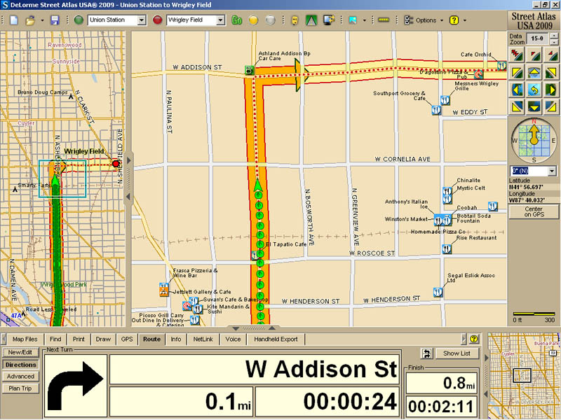 map data support for multiple monitors sample maps click to enlarge