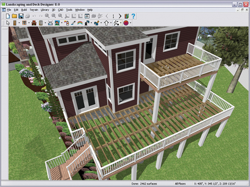 Better Homes And Gardens Landscaping And Deck Designer 8 0 Old Version Software