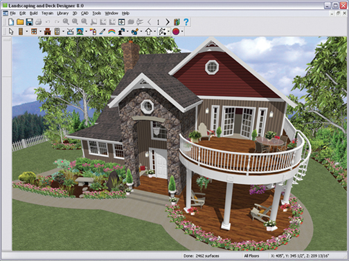 Better Homes And Garden Landscape Design Software pixelated planting images from better homes and gardens landscaping and deck designer depict various combinations of plants Perfect Better Homes And Garden Landscape Design Software 17 On Inspiration Article