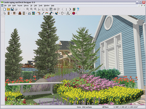 Better Homes And Garden Landscape Design Software outdoor garden mesmerizing garden design with wooden deck and decorative pebbles better homes Original Better Homes And Garden Landscape Design Software 16 At Inspiration Article