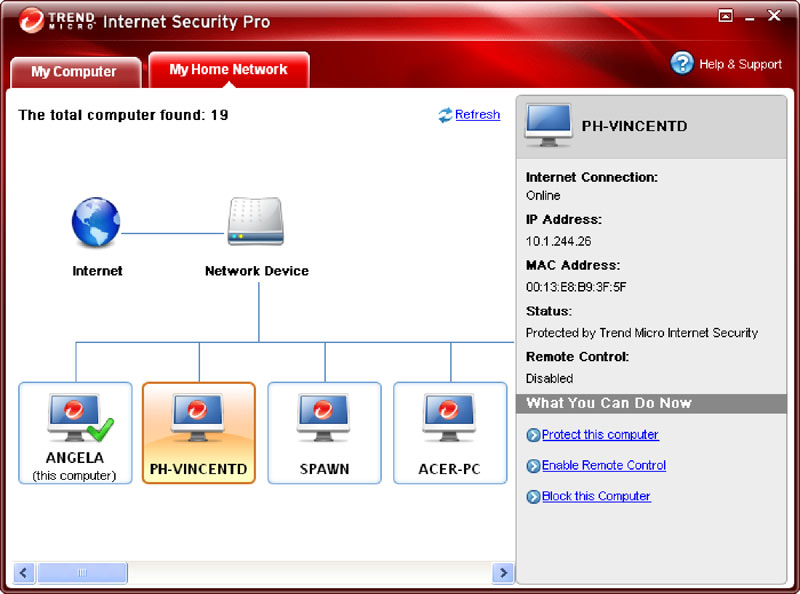 Trend Micro Internet Security Old Version