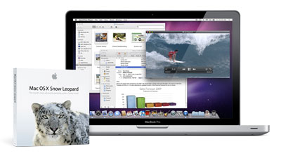 Mac OS X Snow Leopard is built on a rock-solid, time-tested UNIX foundation.