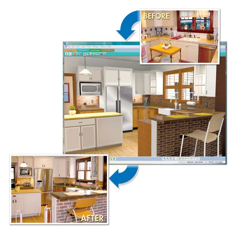 Hgtv home design remodeling suite Home remodeling software