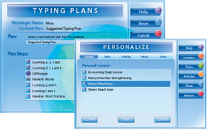 Typing Plan