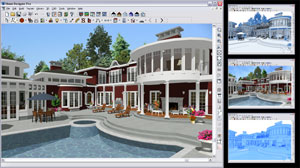 Incroyable Chief Architect Home Designer Pro 9.0 Is Professional Home Design Software  For The Serious Home Enthusiast.