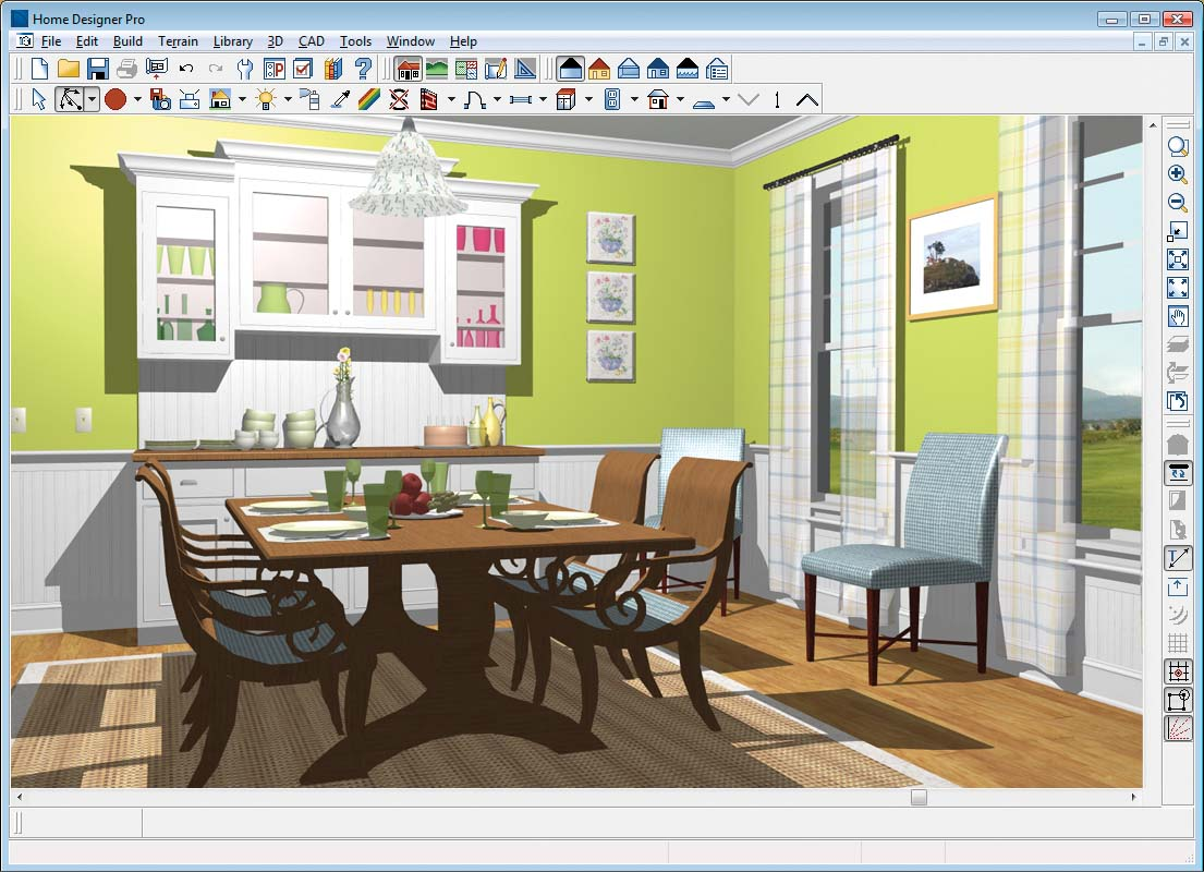 Kitchen design software from hgtv software kitchen Home renovation design software