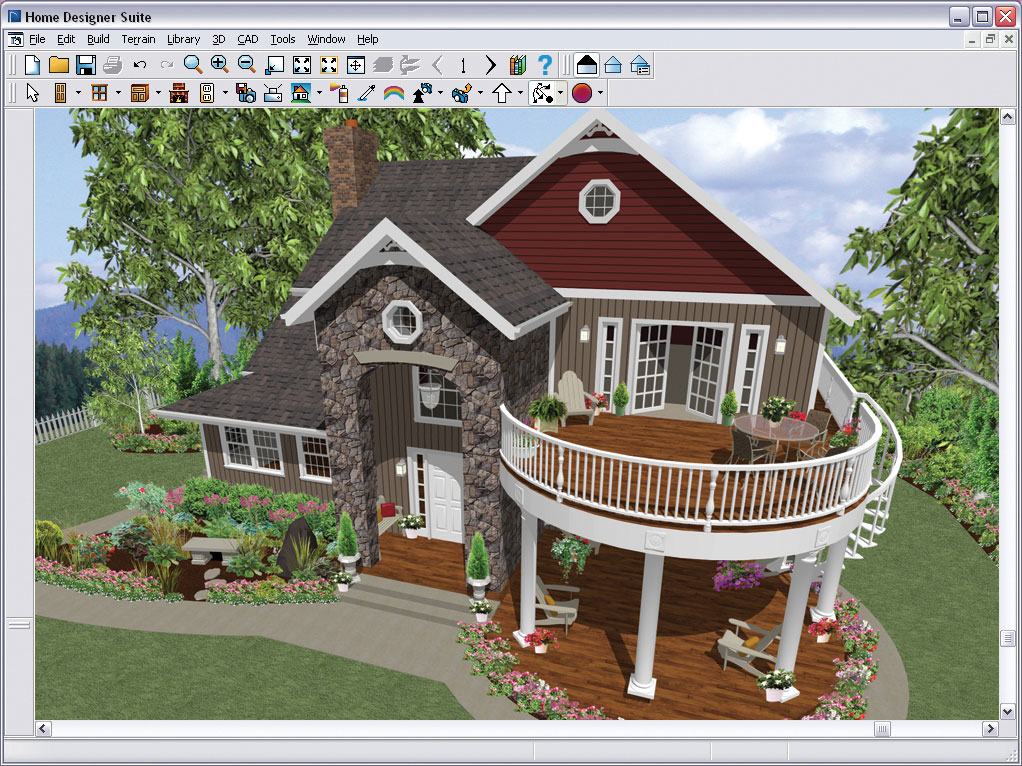Chief Architect Home Designer Suite 9.0 [OLD VERSION] [Download ...