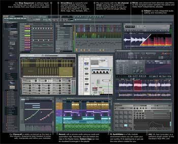 FL Studio Features