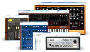 Virtual Instruments & Effects