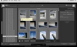 Lightroom 3 Importing