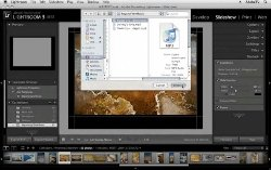 Lightroom 3 Slide Shows