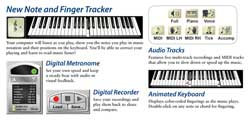 eMedia Piano & Keyboard Method Accessories