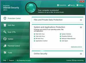 B003WT1KHS 1 Kaspersky Internet Security 2011 3 User