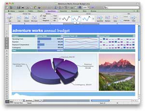Excel 2011 for Mac Sparklines
