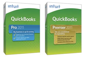 QuickBooks Pro and Premier Boxes