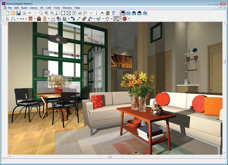 Chief Architect Home Designer Interiors 10 Software
