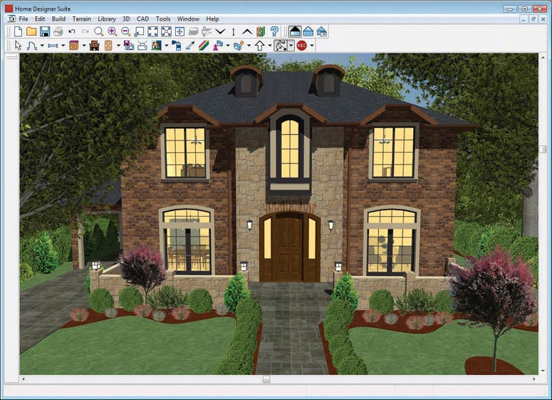 Professional Tools For Designing Your Dream Home. View Larger.
