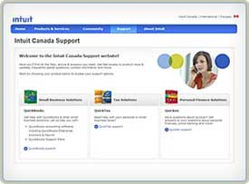 QuickBooks Support Centre