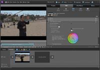 Adobe Premiere Elements 10 Color Correction