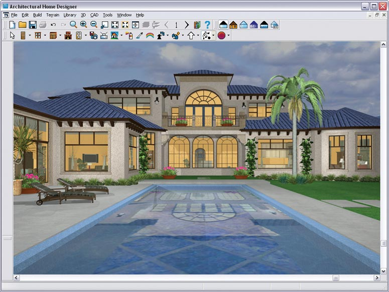 Home Designer Architectural 2012 1 User Software