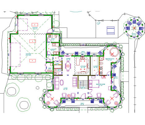 Bhg Floor Plan Room Layout